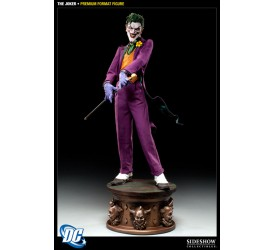 Batman Premium Format Figure 1/4 The Joker 66 cm